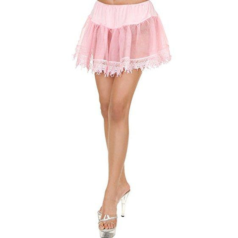 Women's Tear Drop Petticoat