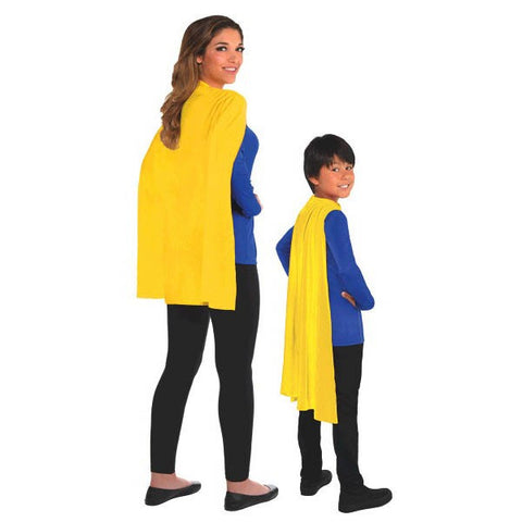 Yellow Cape (One Size Fits All)