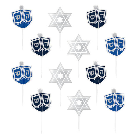 Hanukkah Party Picks 36ct