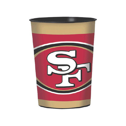 San Francisco 49ers Favor Cup