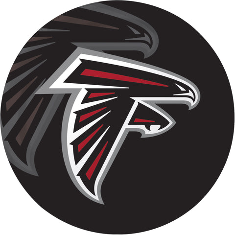 "Atlanta Falcons Super Sturdy Paper 9"" Dinner Plates (8 Ct.)"
