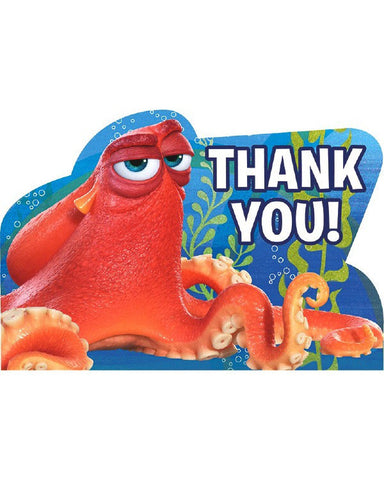 Finding Dory Postcard Thank Yous (8 Ct.)