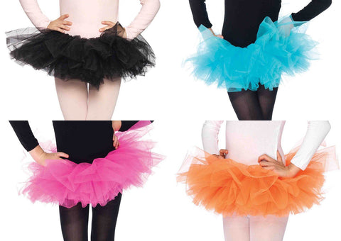 Child's Organza Tutu (Available in 4 Colors)