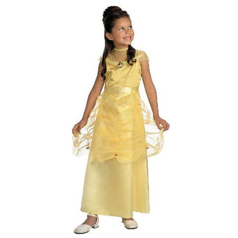 Belle, Disney Princess - Girl's Classic Costume Dress
