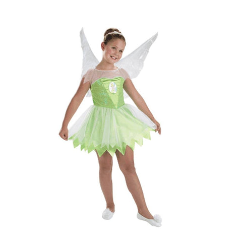 Child's Disney Tinkerbell Costume (Size: 3T-4T)