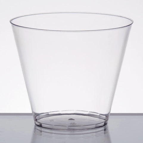 Clear Color 9 Oz.Tumblers (20 Ct.)