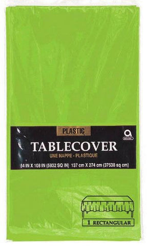 Kiwi Green 54 x 108 Rect. Tablecover