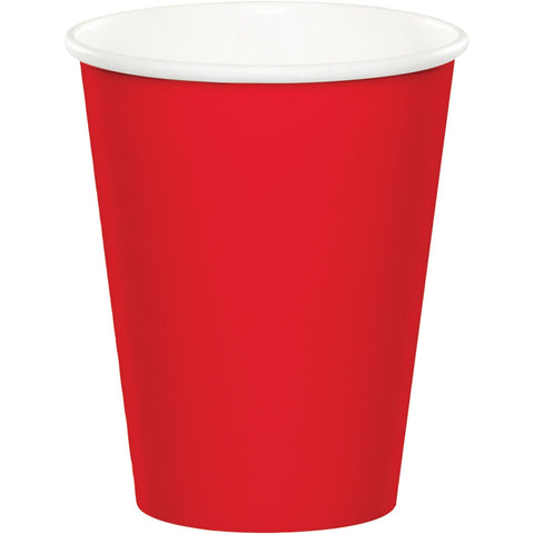 Classic Red 9 Oz. Cups (24 Ct.)