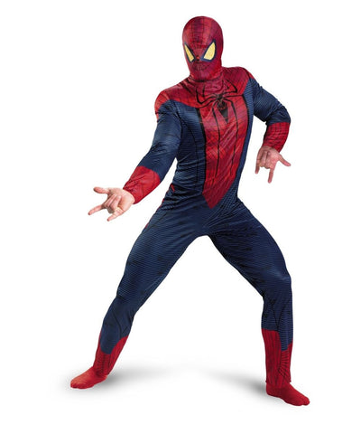 The Amazing Spider-Man - Adult Unisex Plus-Size Costume
