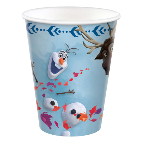 ©Disney Frozen 2 Cups, 9 oz. 8ct