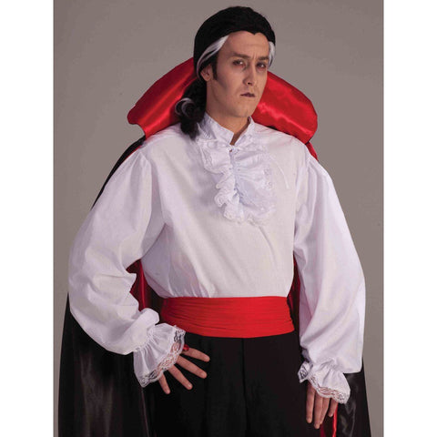 Ruffled Shirt - Men's Costume Shirt