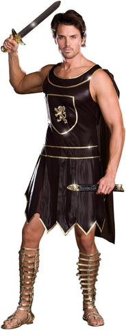 Babe-A-Lonian Warrior King -Men's Gladiator Costume