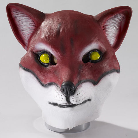 Red Fox Deluxe Latex mask