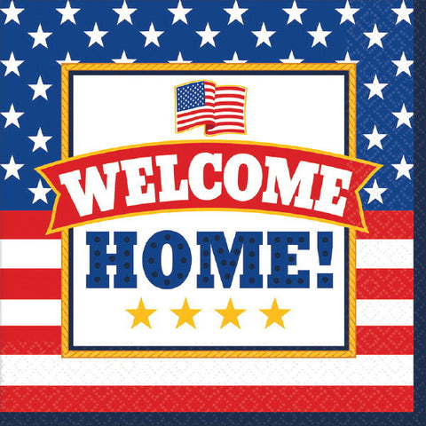 Welcome Home Luncheon Napkins (36 Ct.)