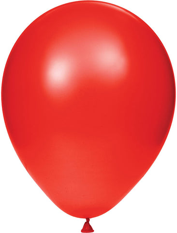Red Balloons 15ct 12inch