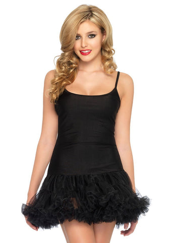 Petticoat Dress - Women's Costume Starter
