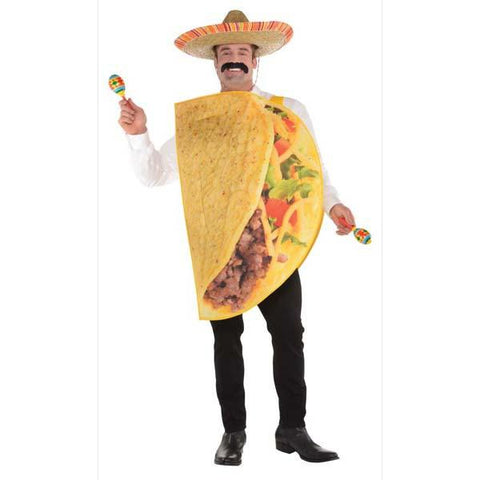 Taco Tunic - Unisex Adult's Costume