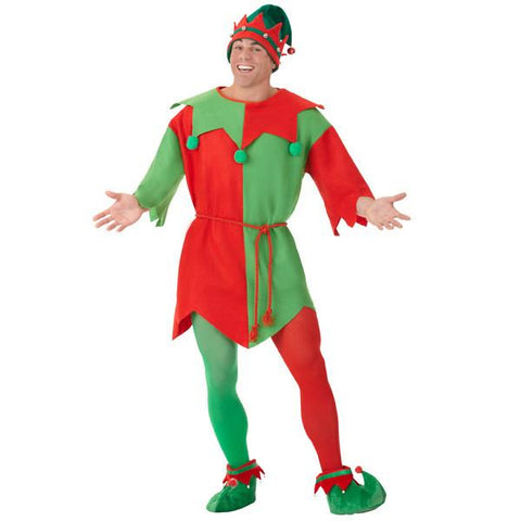 Elf Tunic - Adult's Unisex Economy Costume
