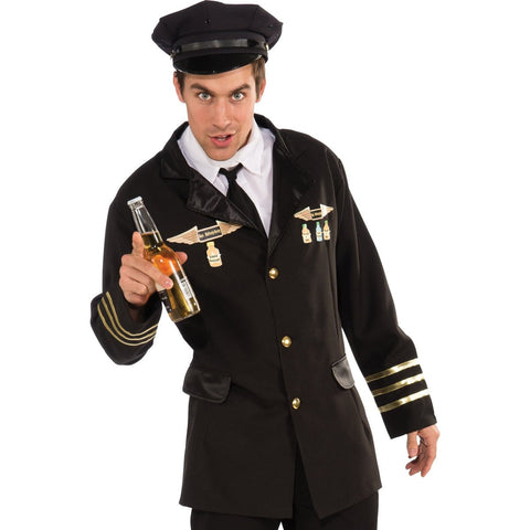 Captain McPardy Hardy - Men's Costume
