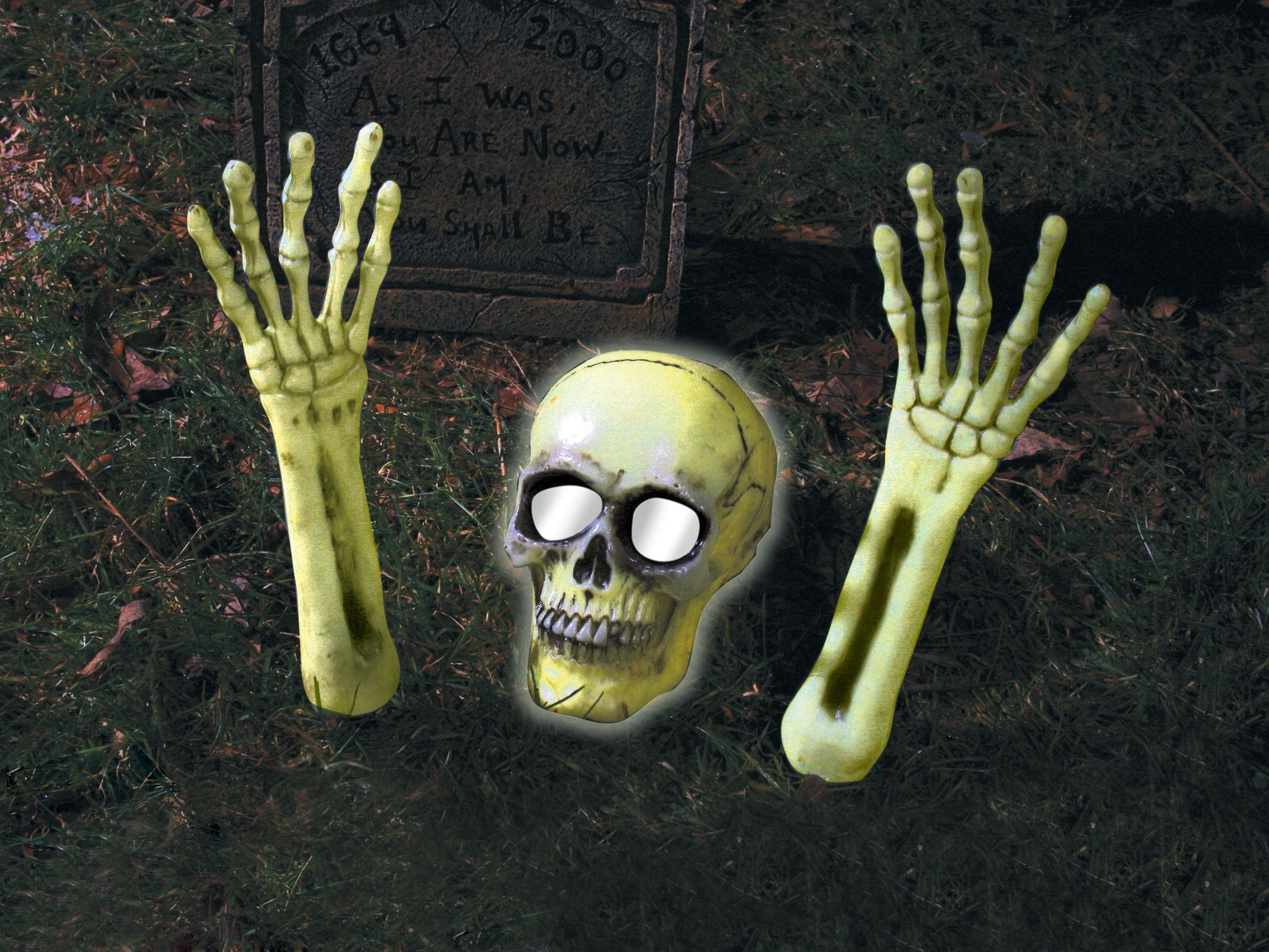 Out of the Grave - Halloween Outdoor Decoration – Card & Party Giant