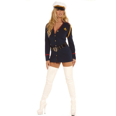 Gentleman's Officer - Women's Sexy Adult Costume