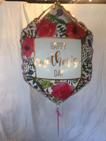 Morther's Day Jumbo Foil Balloon 30""