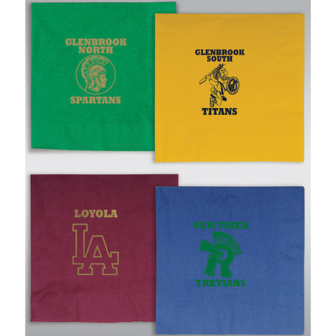 North Suburban High Schools 2-Ply Napkins (16 Ct.)