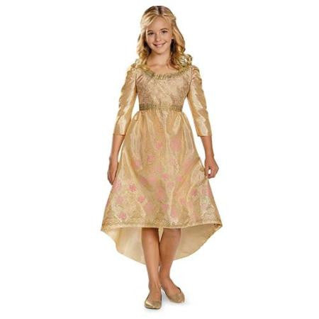 Aurora, Disney's Maleficent - Girl's Movie Dress Costume