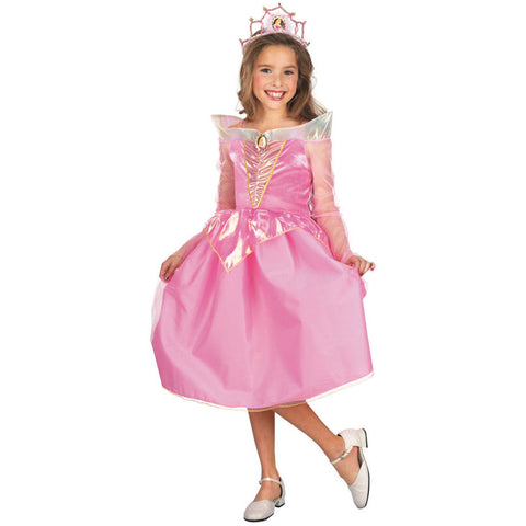 Aurora - Disney's Sleeping Beauty Girl's Costume (Standard Costume)