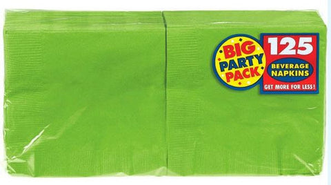 Kiwi Beverage Napkin 125ct