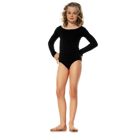 Children'S Bodysuit  (X-Large)Black