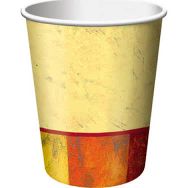 Fiesta Chiles 9 oz.Hot/Cold Cups 8ct.