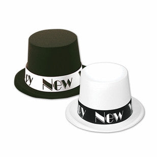 New Years Ritz Top Hat Velour
