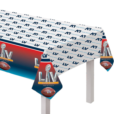 Super Bowl 2021 Table Cover