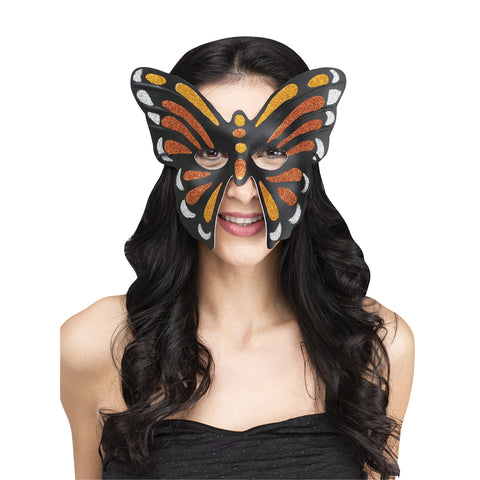 Butterfly Monarch Gold Mask ($3.99 less 25%)