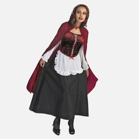 Red Riding Hood - Women's Deluxe Costume