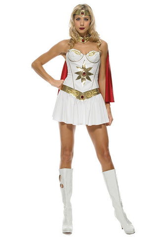 Leg Avenue Super Hero - Women's Sexy Costume (4 Pc.)
