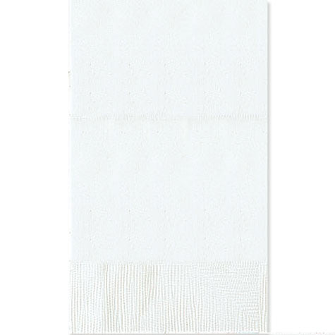 White Guest Towels 16Ct