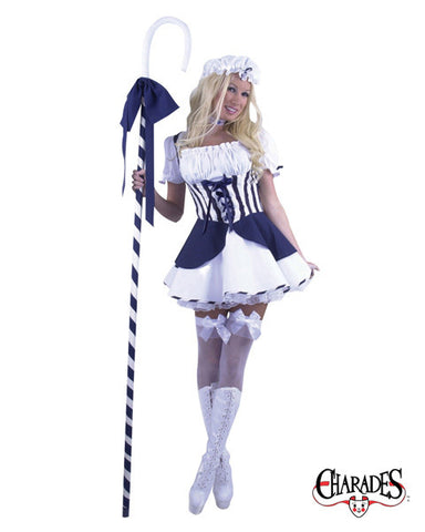 Little Bo Peep Women's Sexy Adult Costume