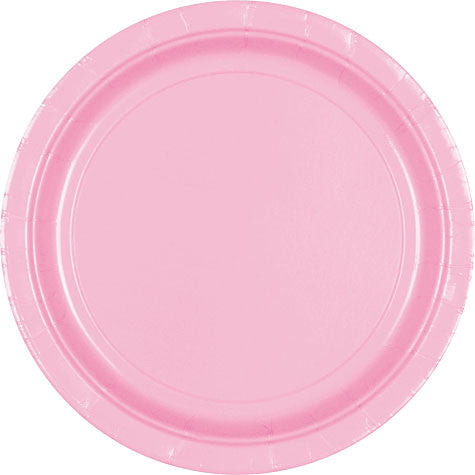 "New Pink 9"" Dinner Paper Plates (20 Ct.)"