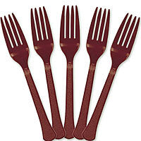 Berry Premium Quality Forks 20Ct