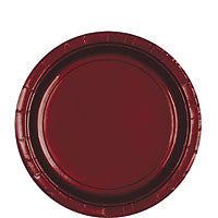 "Berry Paper Lunch Plates 9"" 20Ct"
