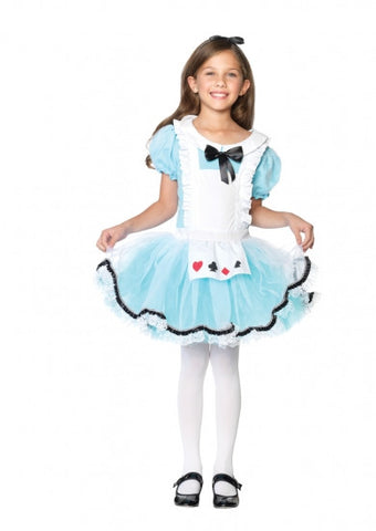 Adorable Alice - Girl's Wonderland Costume