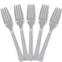 Silver Premium Quality Forks 20Ct