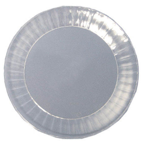 "10.25"" Deluxe Plates - Clear 14 Ct."