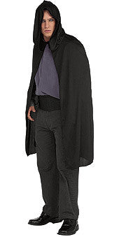 Short Hooded Cape