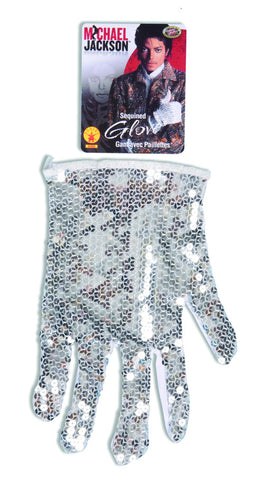 Michael Jackson Sequined Glove