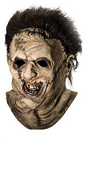 Leatherface Deluxe Overhead Latex Mask