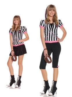Sideline Sweetheart - Teen Girl's Costume (5 piece)