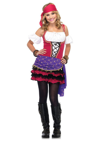 Crystal Ball Gypsy - Teen Girl's Costume